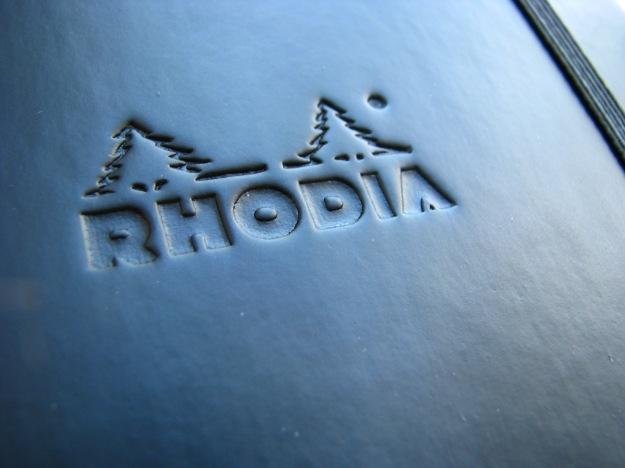 Rhodia Black Webnotebook