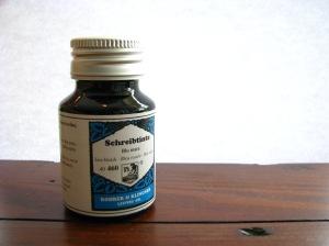 Rohrer & Klingner Writing Ink - Blu Mare