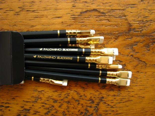Ultra Smooth Palomino Pencils