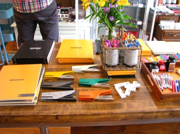 Ellepi Klizia Staplers from Wonder Pens in Toronto