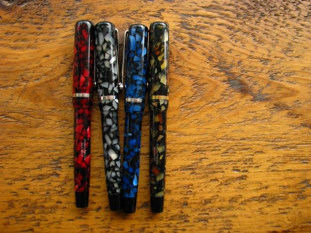 Edison Pen Company Beaumont Fountain Pens