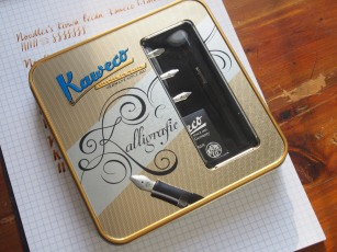Kaweco Calligraphy Set at wonderpens.ca