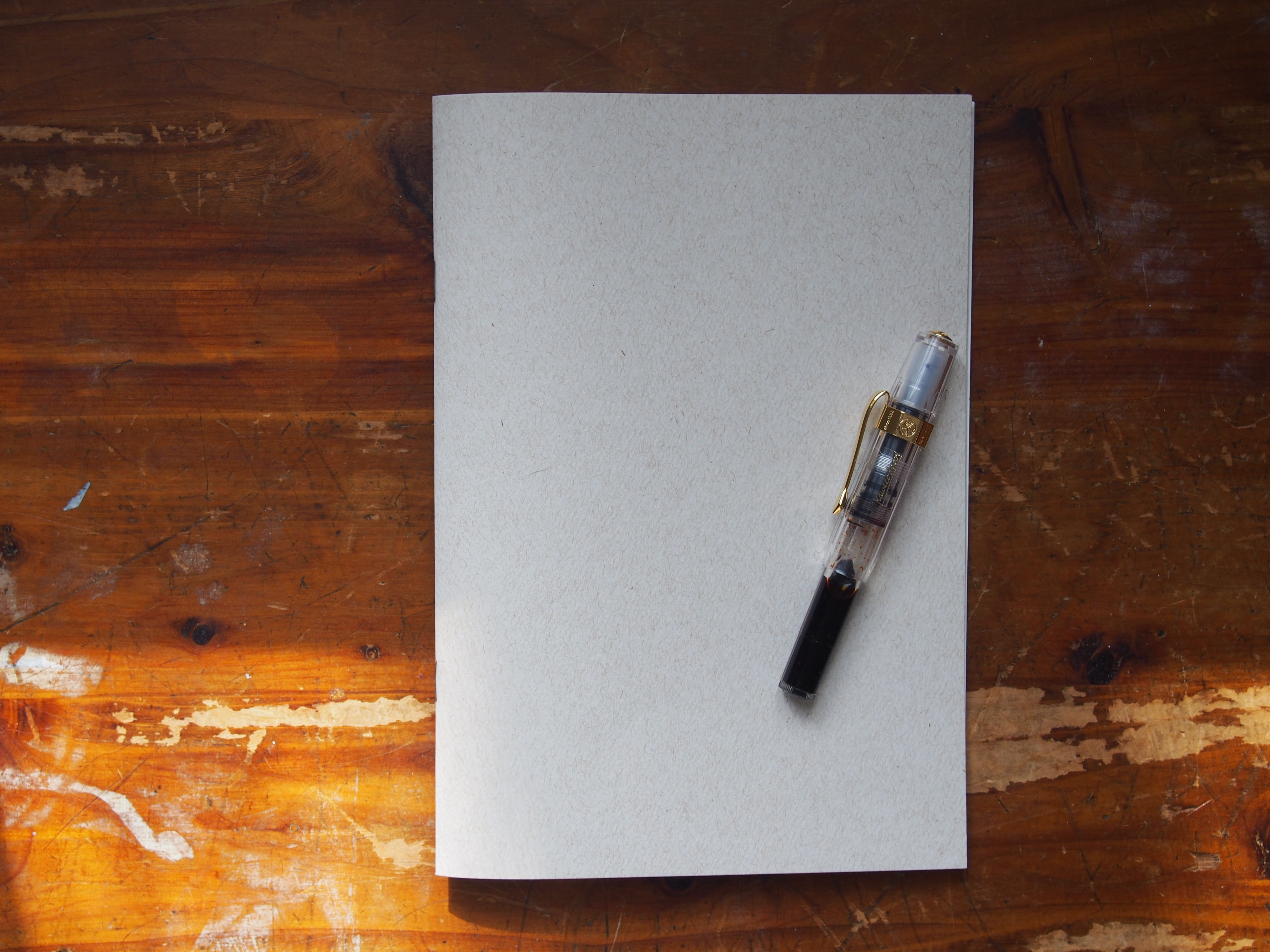 tomoe river paper notebooks wonder pens life behind a stationery