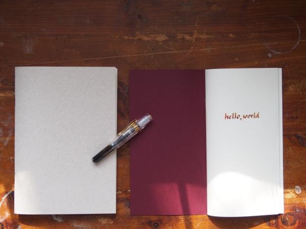 Tomoe River Notebooks in Canada Wonder Pens wonderpens.ca
