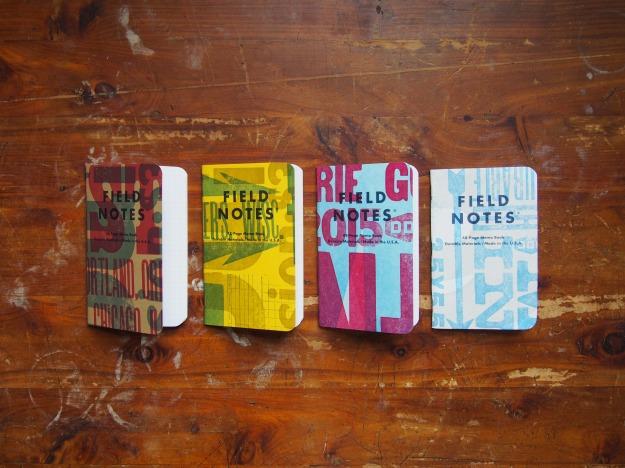 Field Notes Memo Books at Wonder Pens in Toronto, Canada wonderpens.ca