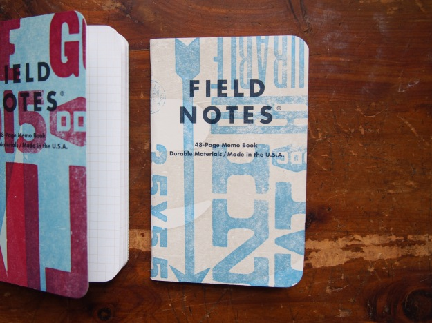 Field Notes Memo Books at Wonder Pens in Toronto, Canada wonderpens.ca