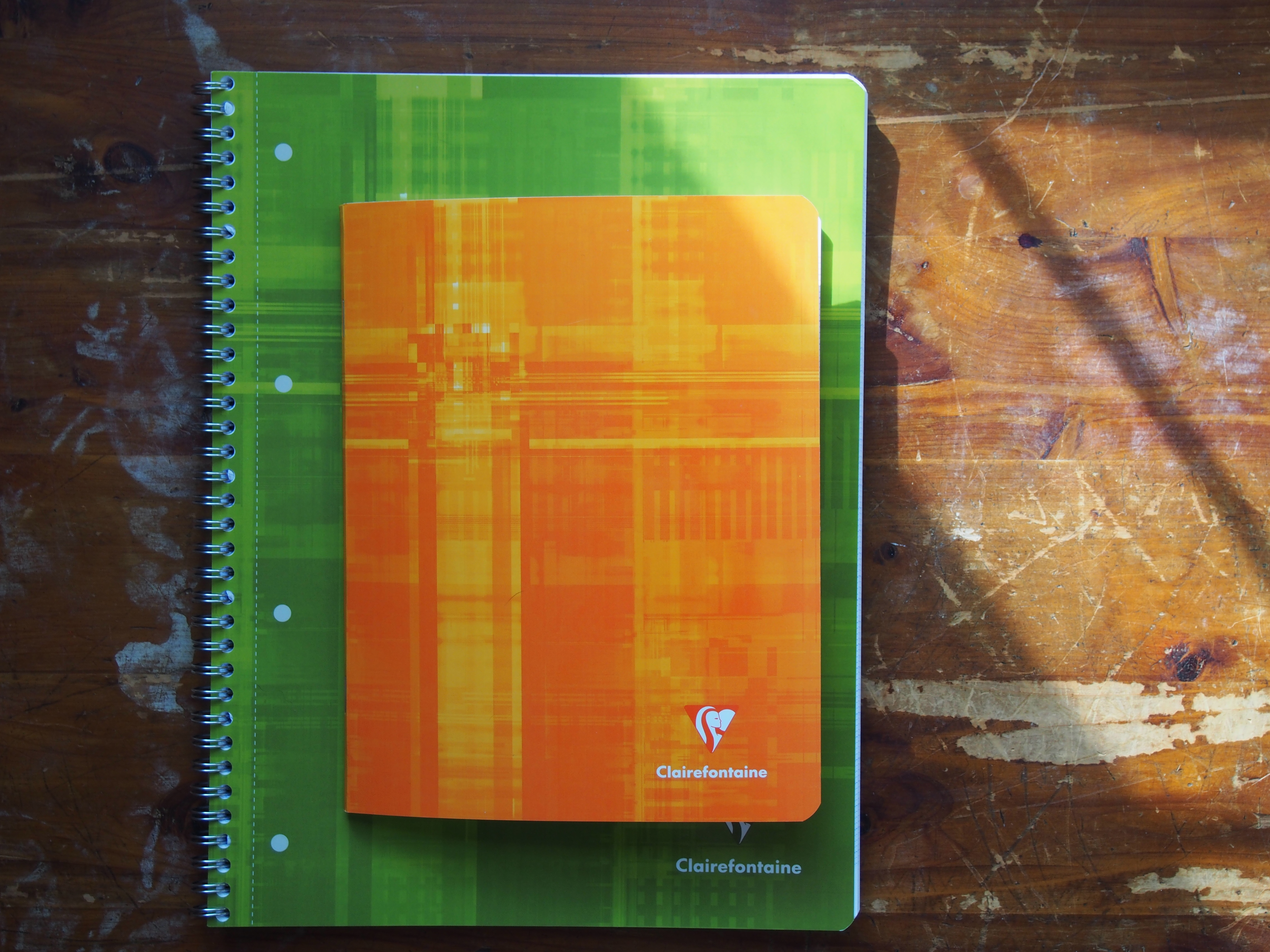 Clairefontaine Seyes French Ruled Notebooks at wonderpens.ca Wonder Pens Toronto