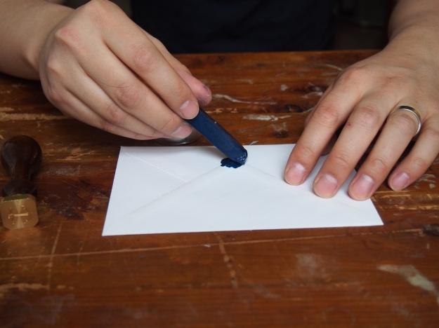 J. Herbin Wax Seal How-To Wonder Pens