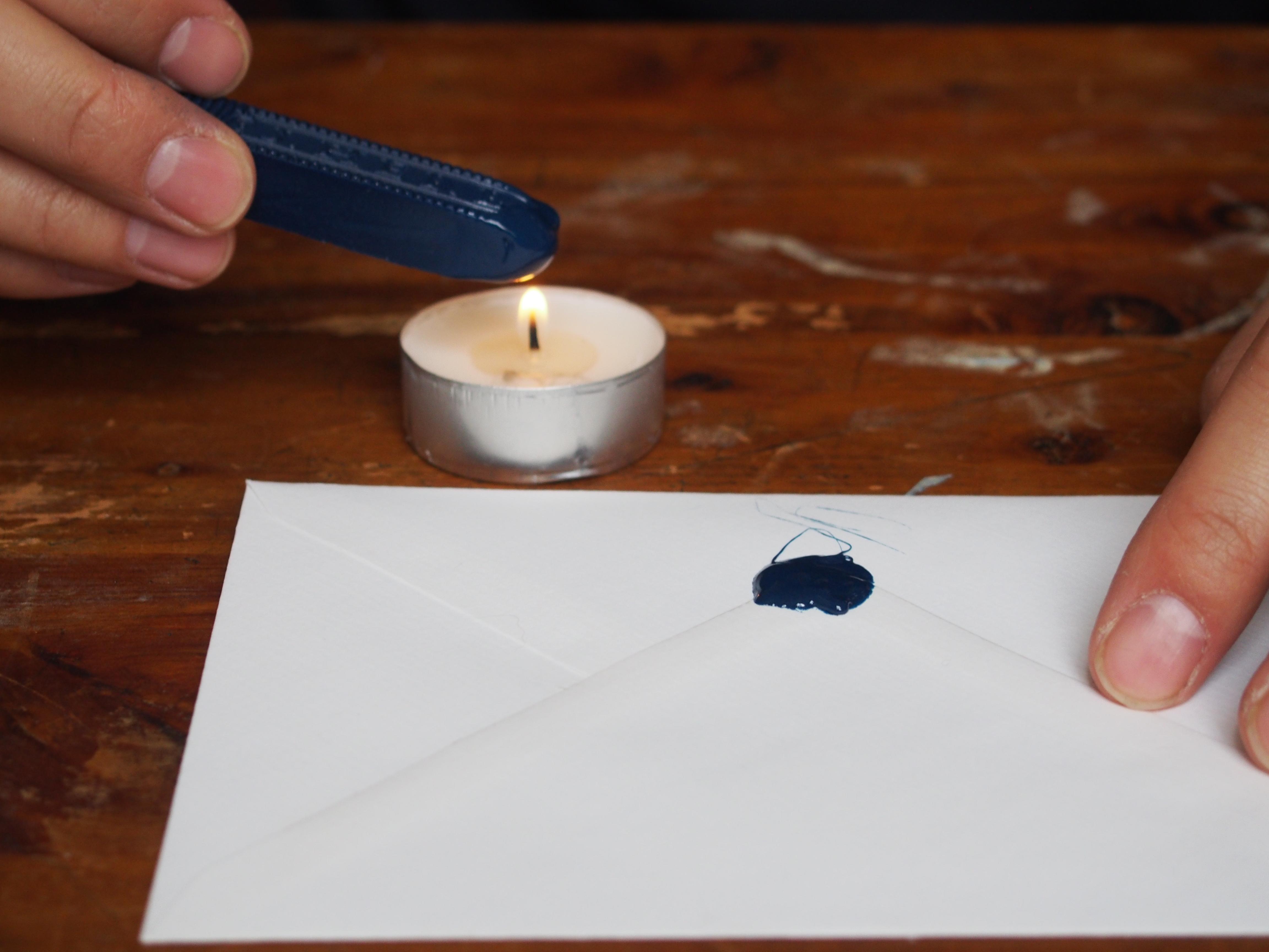 J. Herbin Wax Seal Tutorial Wonder Pens