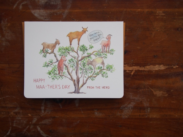 Mother's Day Card & Gift Ideas from Wonder Pens Toronto Canada