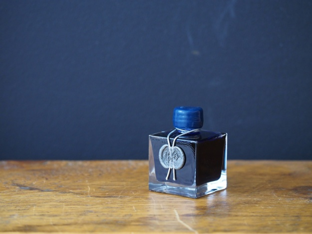 Bleu Ocean J. Herbin 1670 Anniversary Ink from Wonder Pens wonderpens.ca Toronto, Canada