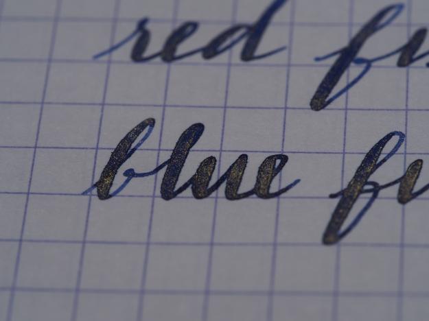 J. Herbin Bleu Ocean Anniversary Ink 1670 from Wonder Pens wonderpens.ca Toronto Canada