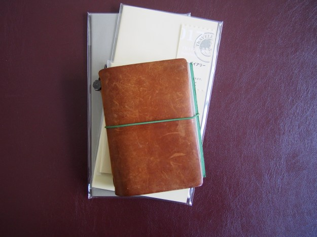 Midori Traveler's Notebooks Inserts and Accessories at Wonder Pens Toronto, Canada