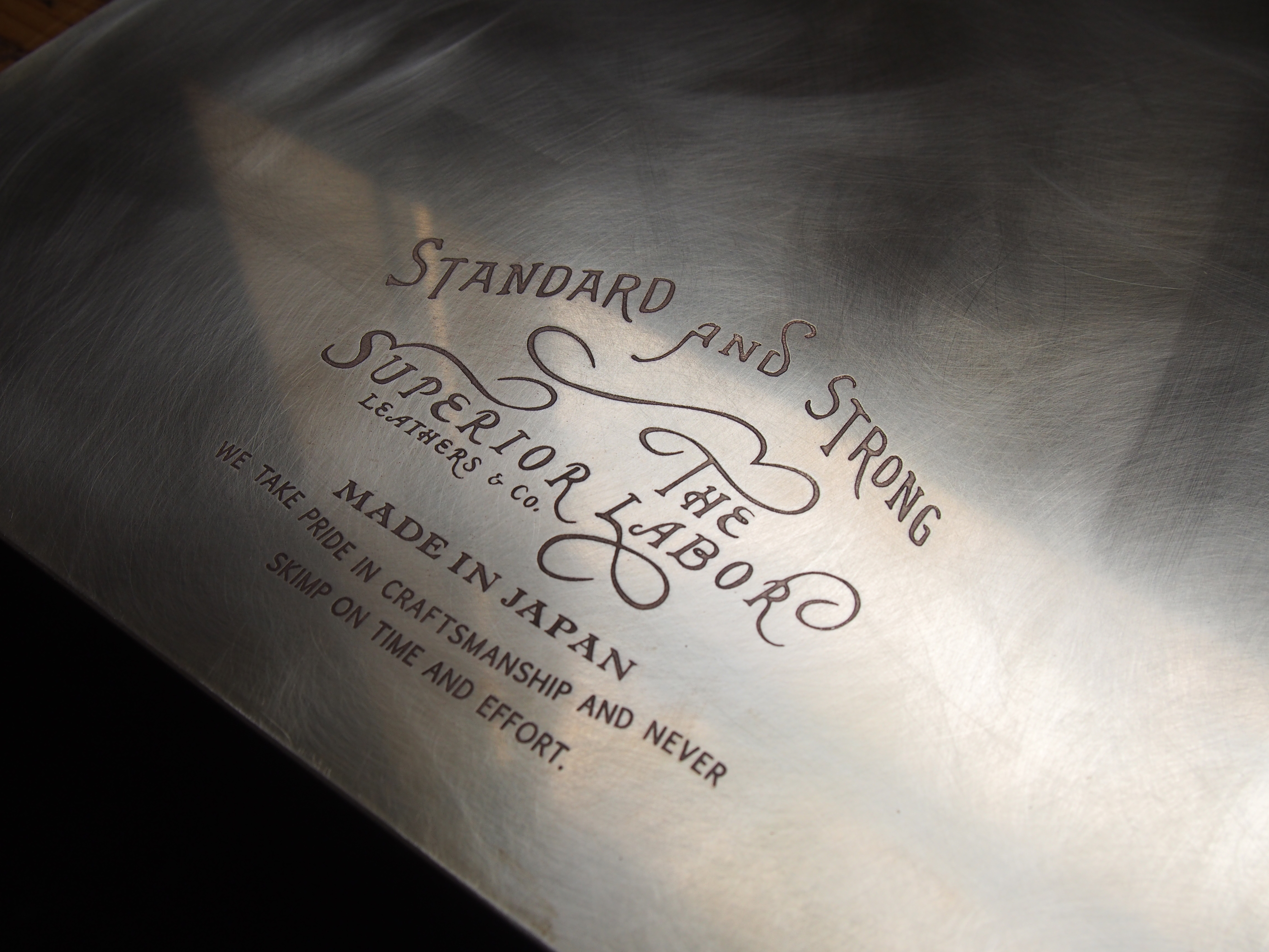 Superior Labor Brass Clipboard Wonderpens.ca wonder pens Toronto Canada