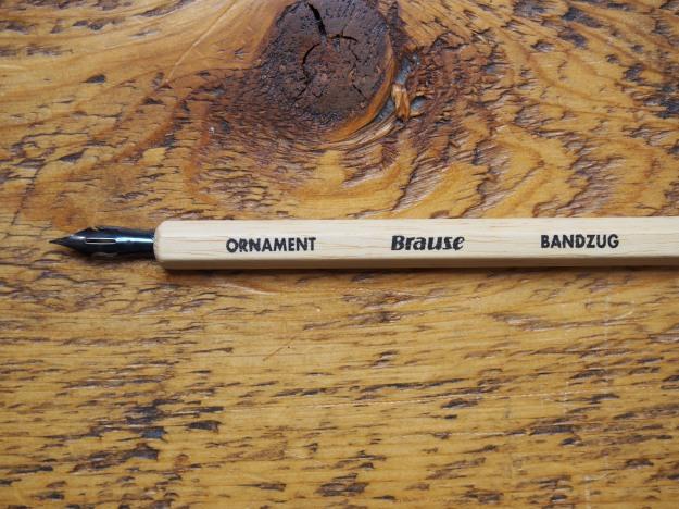 Brause Hexagonal Double Ended Calligraphy Nib Holder Toronto Canada Wonder Pens wonderpens.ca