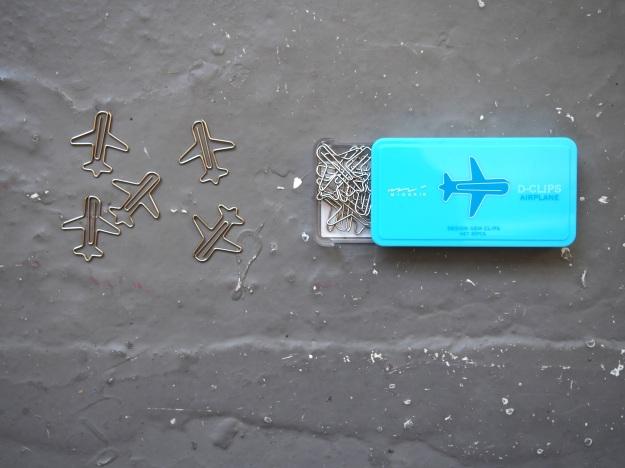 Midori D-Clips Paper Clips Toronto Canada Wonderpens.ca Wonder Pens