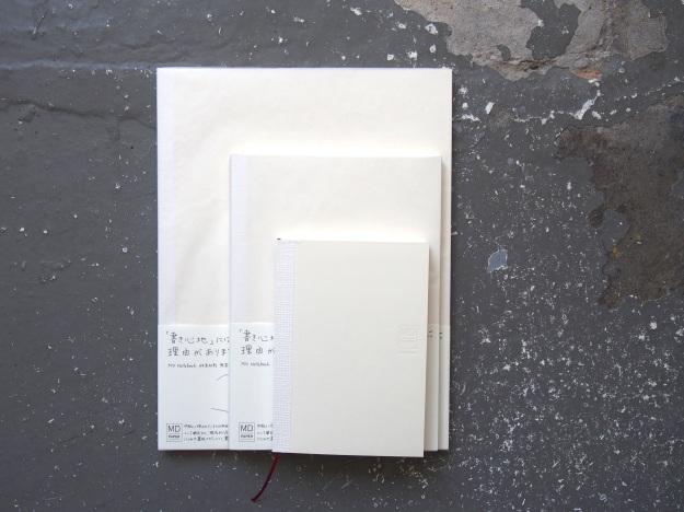 Midori MD Notebooks Toronto Canada Japan wonderpens.ca Wonder Pens