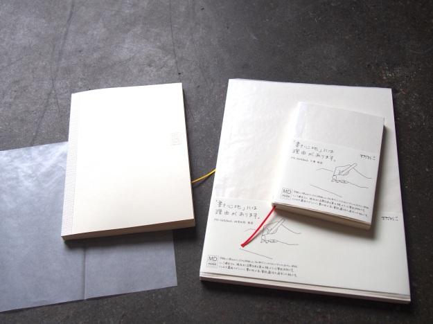 Midori MD Notebook Wonder Pens wonderpens.ca