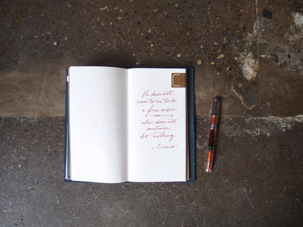 Wonder Pens Midori TWSBI