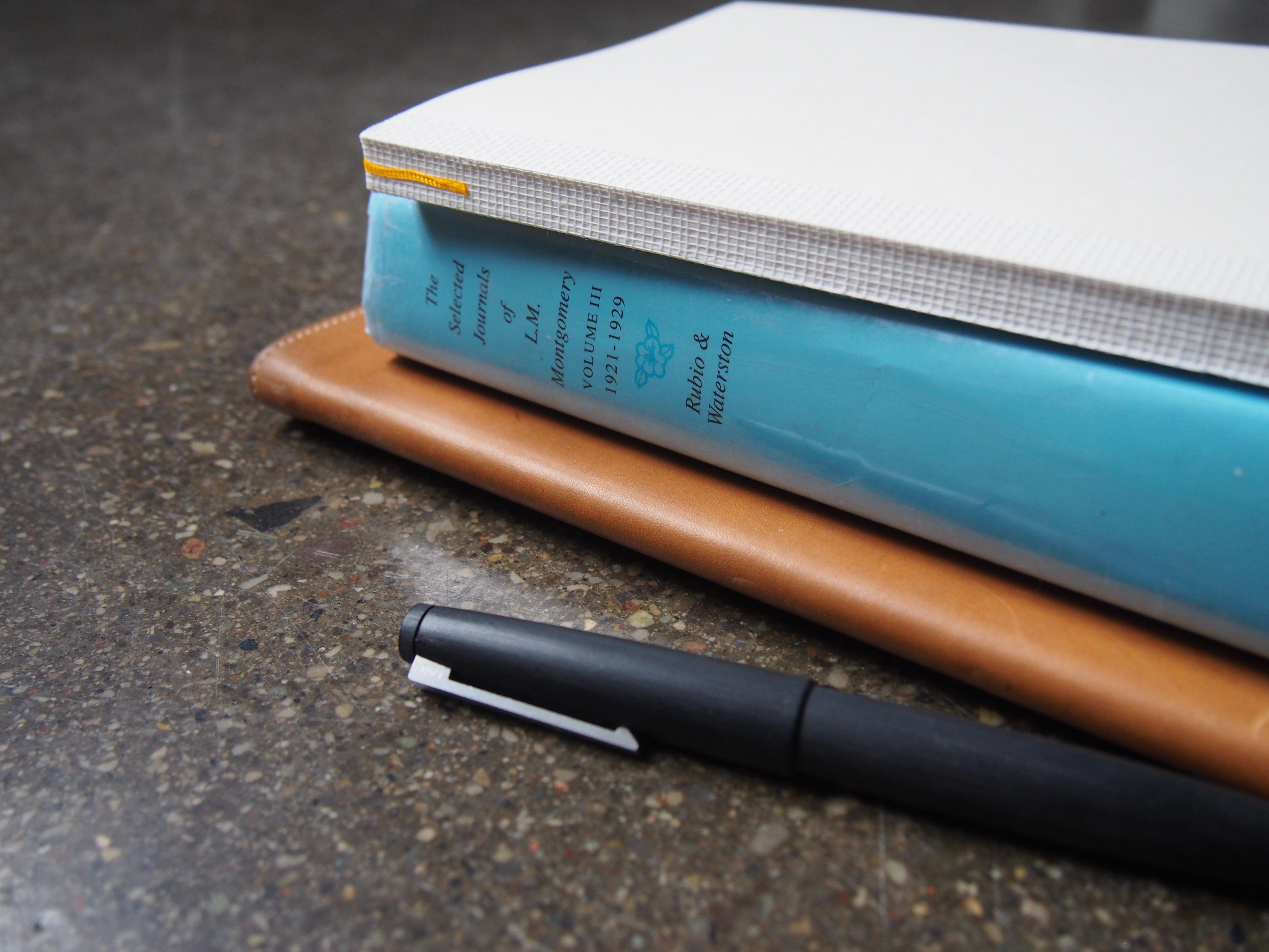 On Journal Writing: L.M. Montgomery Wonder Pens Blog wonderpens.ca