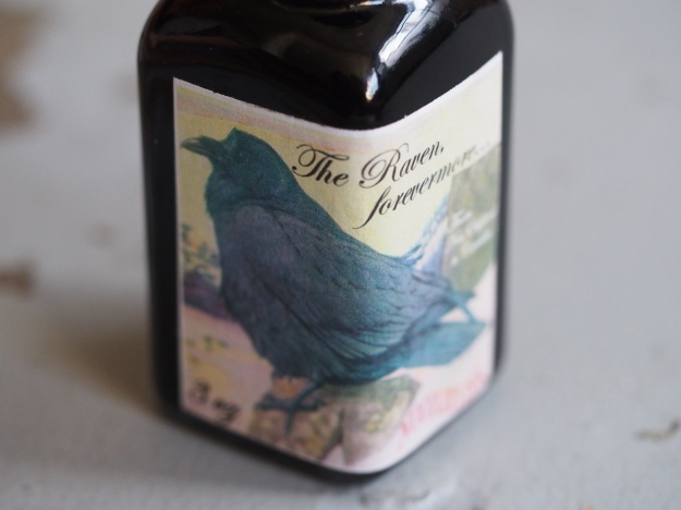 Raven Black Canadian Exclusive at Wonder Pens wonderpens.ca Toronto, Canada Noodler's Fountain Pen Ink