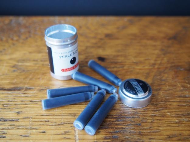 J. Herbin Standard International Short Fountain Pen Ink Cartridges Toronto Canada Wonder Pens wonderpens.ca