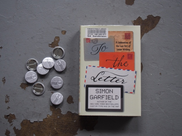 Letter Writing Club Wonder Pens Toronto Canada