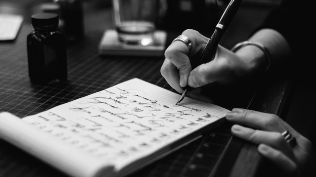 Ink - Written by Hand #inkdoc Ryan Couldrey