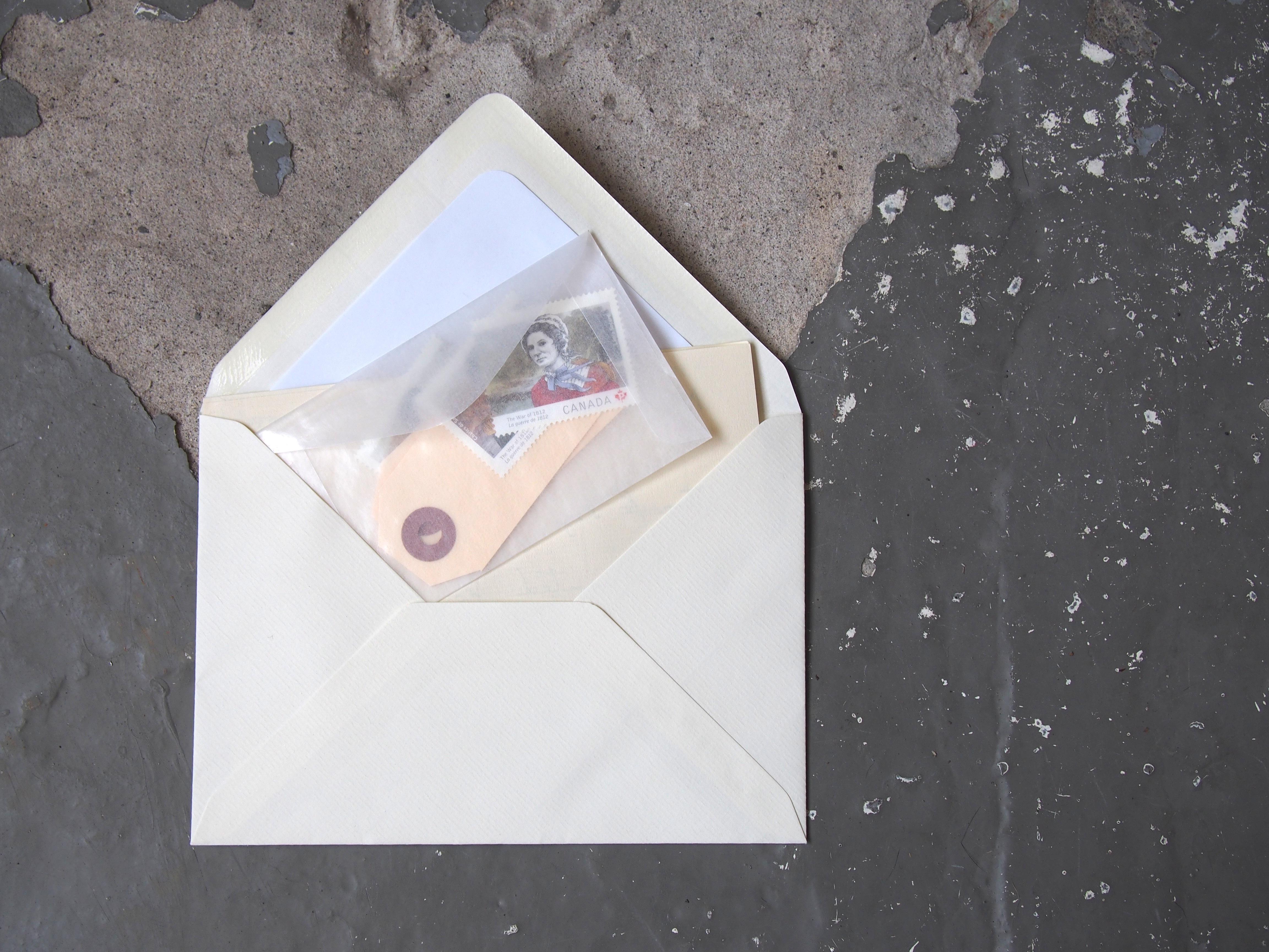 Wonder Pens Blog Glassine Envelopes Snail Mail Letter Writing Club wonderpens.ca Toronto Canada