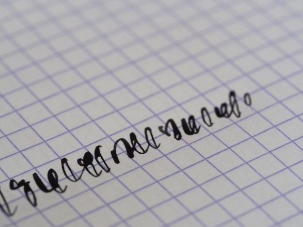 Adjusting Noodler's Ahab Konrad Creaper Flex Nib Ink Flow Wonder Pens Blog wonderpens.ca Toronto Canada