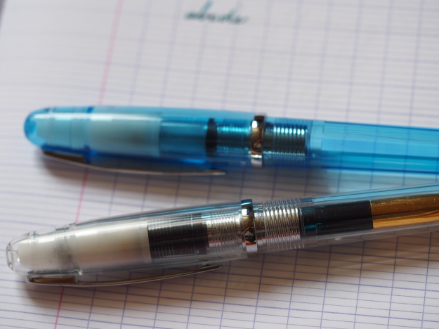 Platinum Cool Fountain Pen Wonderpens.ca Wonder Pens Blog Toronto Canada