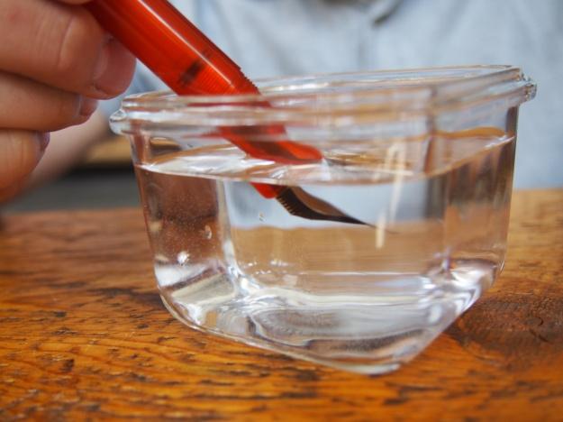 Heat-setting heat setting Noodler's Ahab Konrad Creaper Flex Nib Pen Wonderpens.ca wonder pens blog Toronto Canada