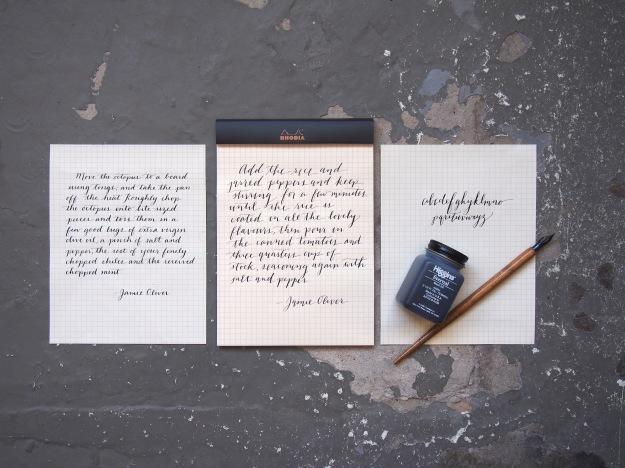 Higgins Eternal Calligraphy Ink Black Wonder Pens Blog wonder pens.ca Toronto Canada