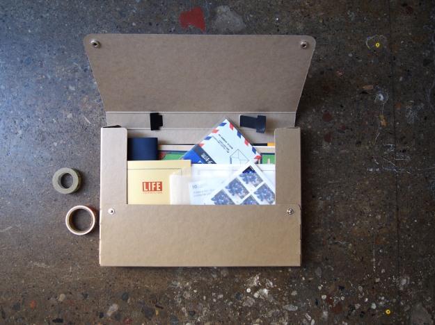 Midori Pasco A4 Pulp Storage Case Making A Correspondence Kit Letter Writing Kit Wonder Pens Blog wonderpens.ca Toronto Canada