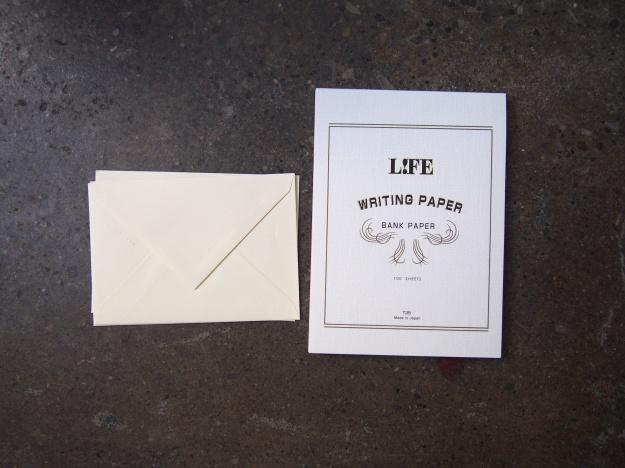 Letter Writing Supplies Correspondence Kit Wonder pens Wonderpens.ca Toronto Canada