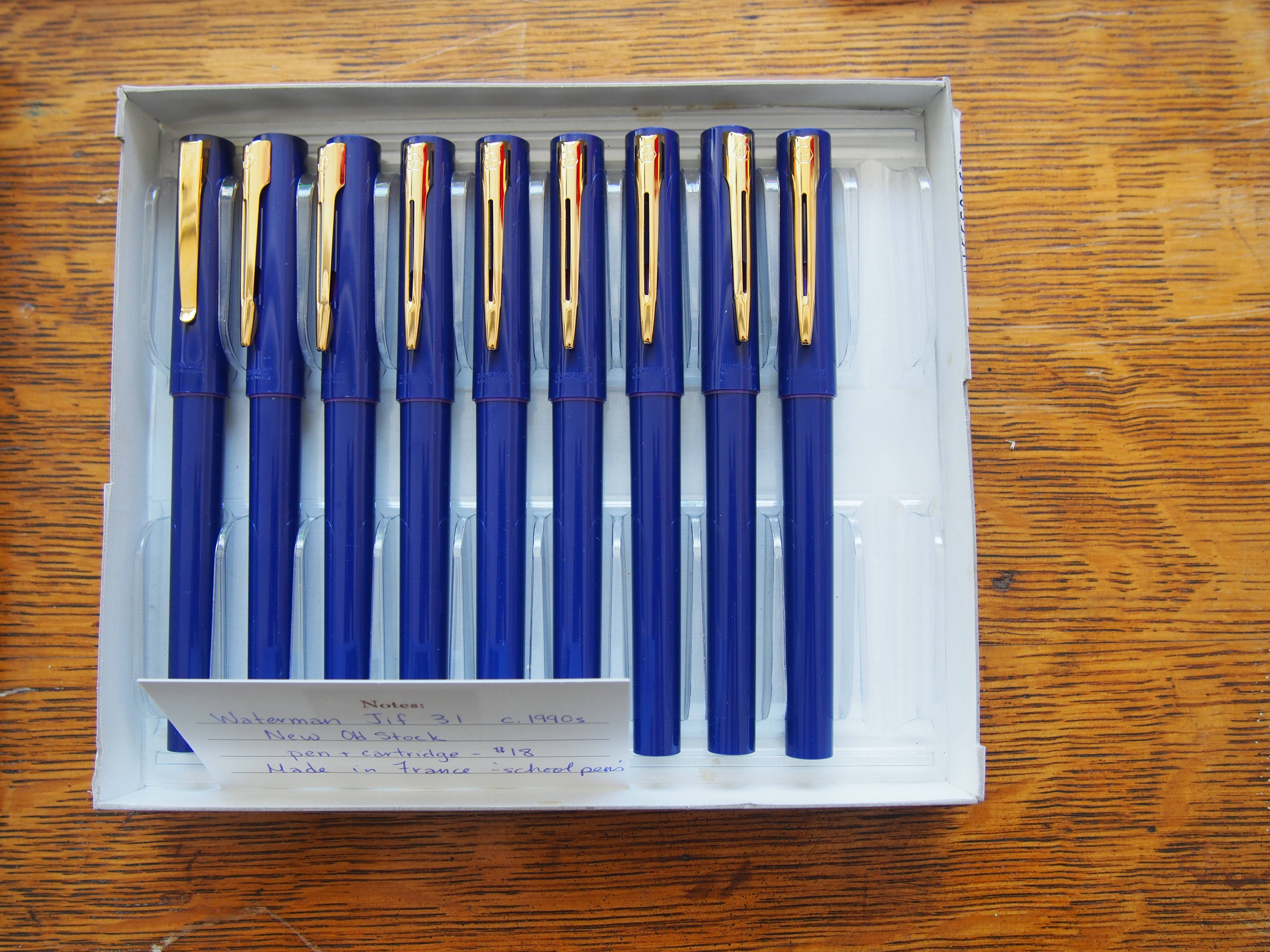 Vintage Fountain Pens Toronto Canada wonderpens.ca Wonder Pens Blog