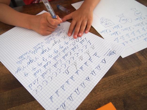 Children's Handwriting Class Toronto Wonder Pens Blog wonderpens.ca