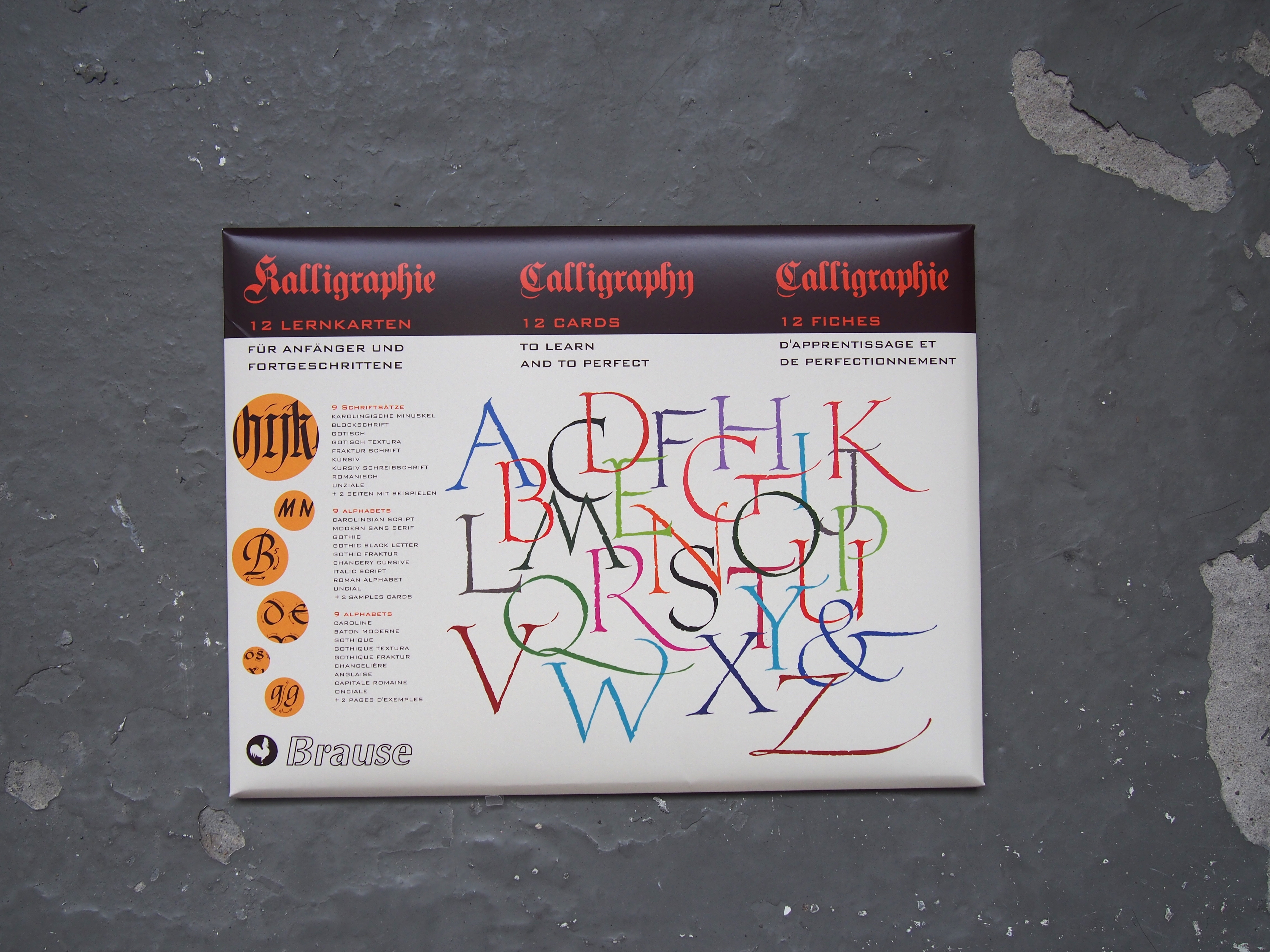 Learn Calligraphy Templates Instruction Guide Toronto Canada Wonder Pens wonderpens.ca