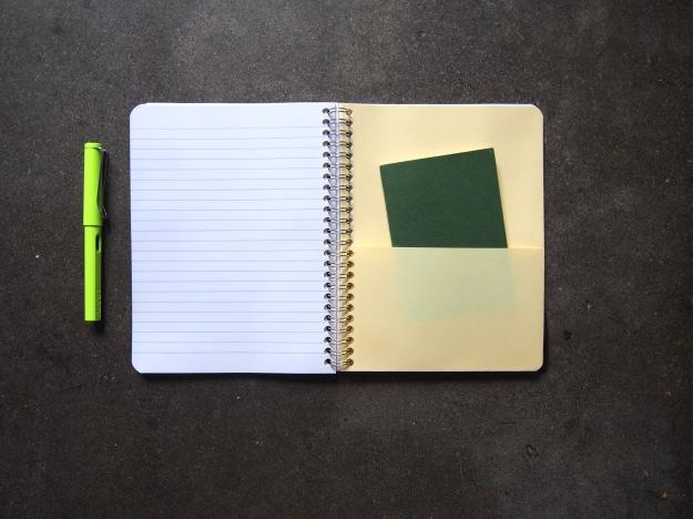 Clairefontaine A5 Pocket Notebook Wonder Pens Blog wonderpens.ca Toronto Canada