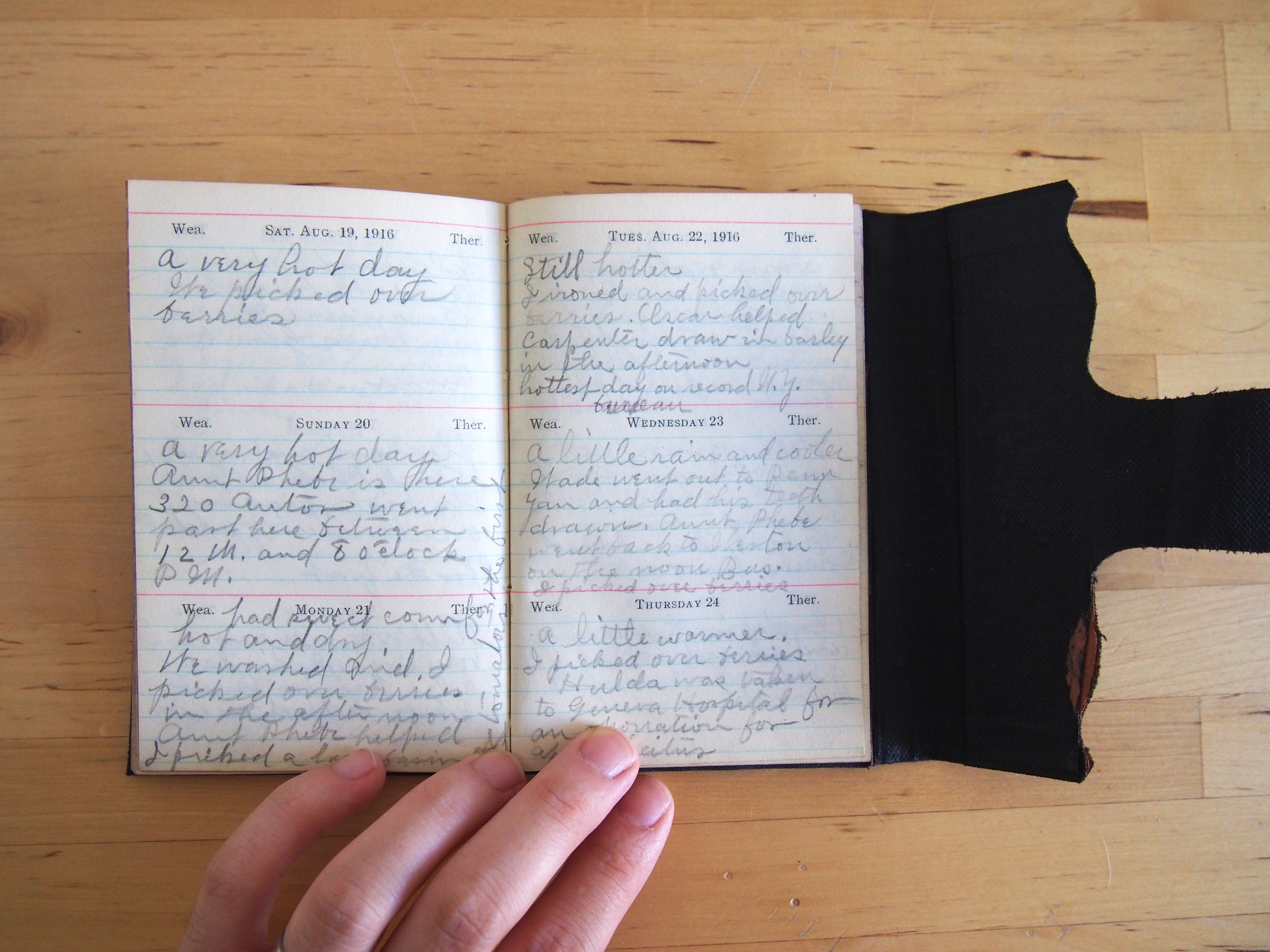 wonder pens friends nigel the excelsior diary of 1916 wonder