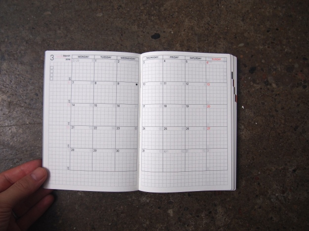 Where to Buy Hobonichi Techno 2016 in Canada Wonder Pens Blog Toronto Canada wonderpens.ca