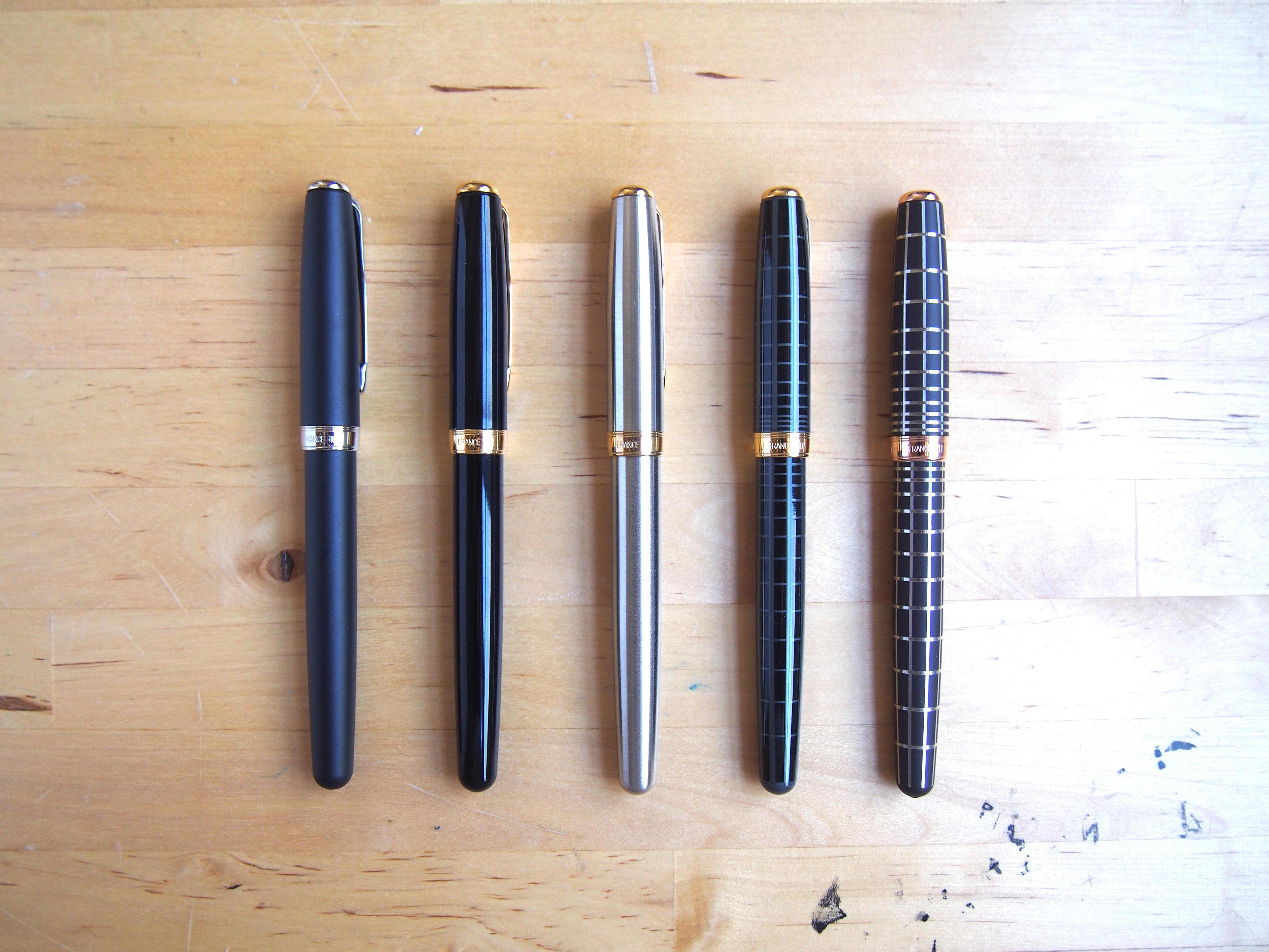 Parker Sonnet Fountain Pen Toronto Canada Wonder Pens Blog wonderpens.ca