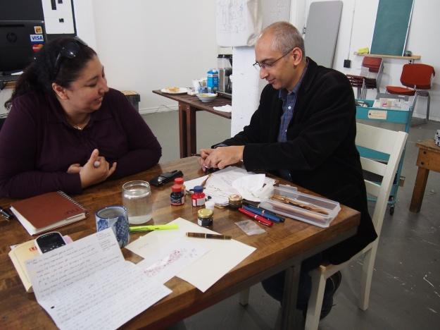 Wonder Pens Letter Writing Club Toronto Canada Salman Khattak