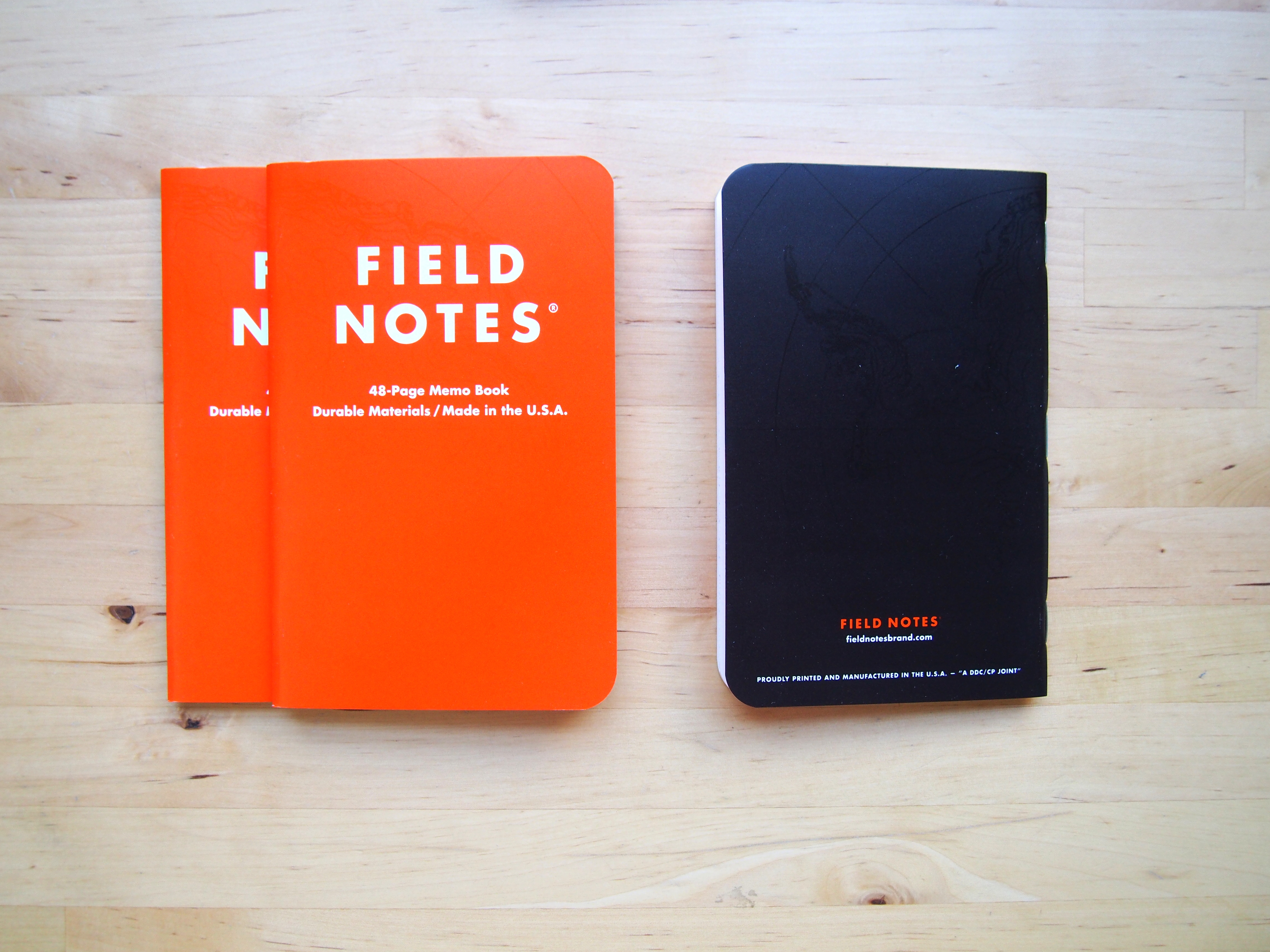 Expedition Field Notes Toronto Canada Wonderpens.ca Wonder Pens Blog