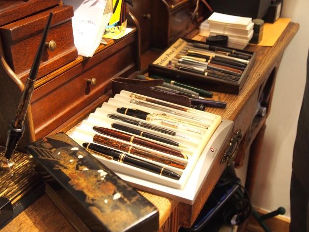 Scriptus Toronto Pen Show Organizer Philip Akin Wonder Pens wonderpens.ca Toronto Canada fountain pens