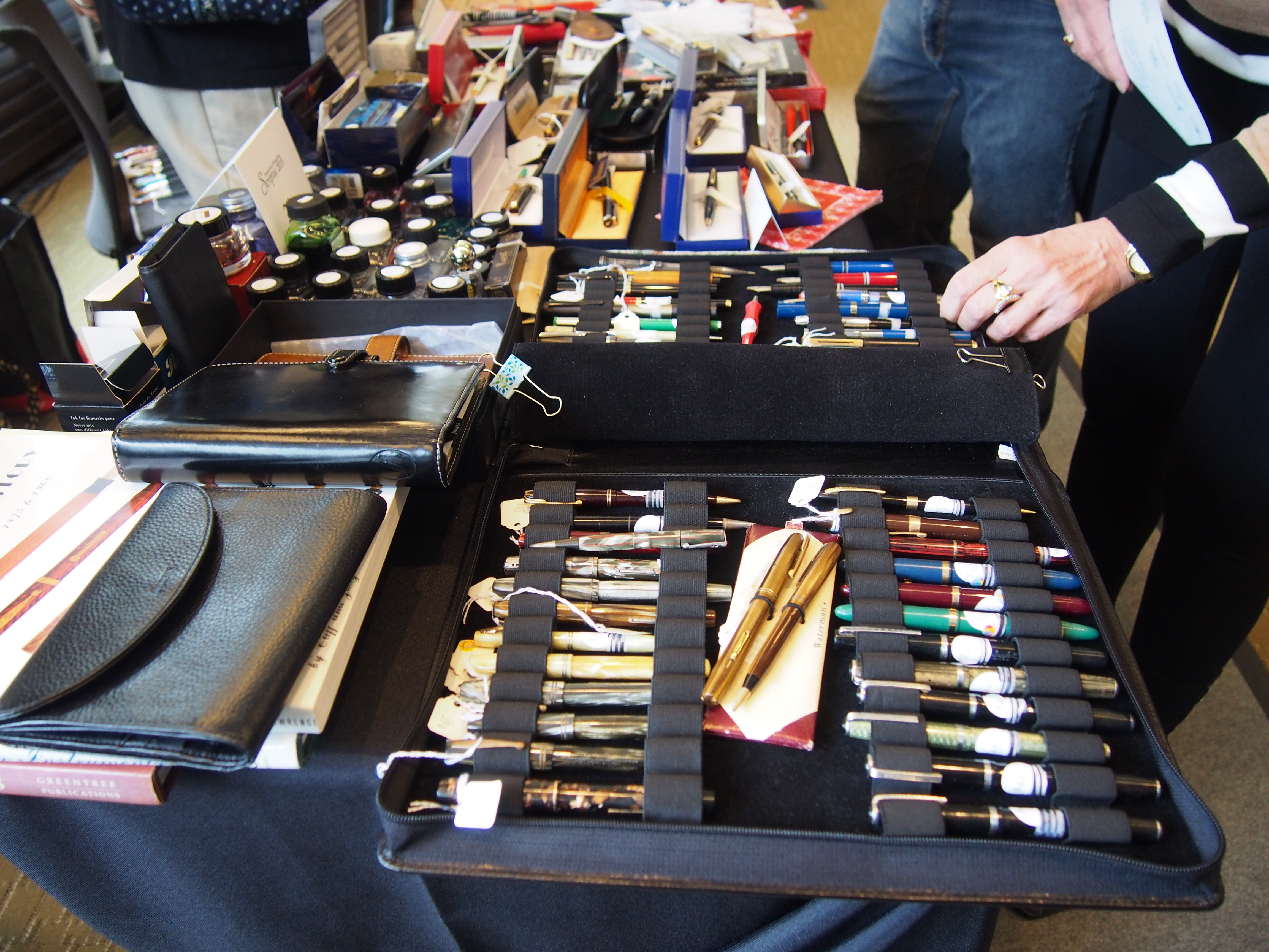 Scriptus Toronto Pen Show 2015 Wonder Pens Blog wonderpens.ca