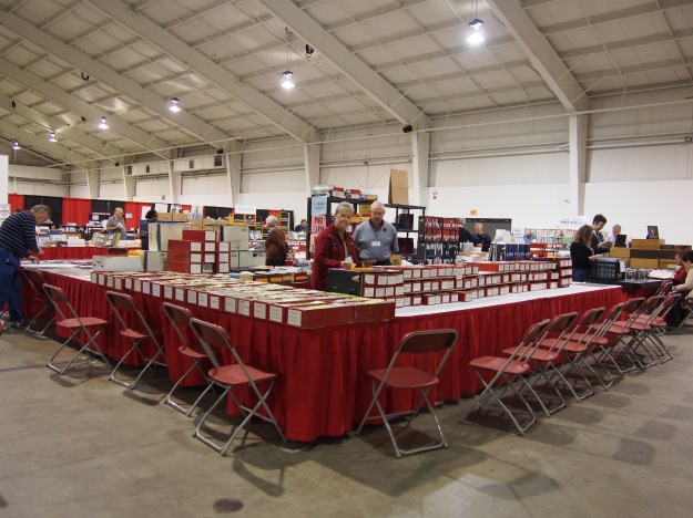 Toronto National Stamp Show 2015 Wonder Pens Blog