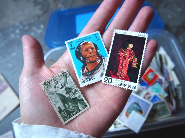 Vintage Stamps Canada Toronto