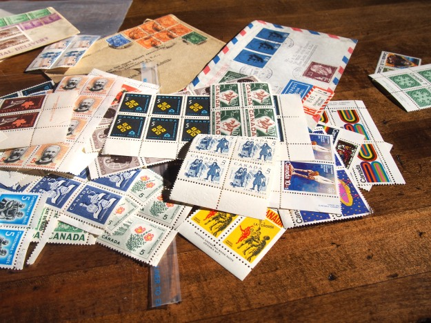 Vintage Stamps Toronto