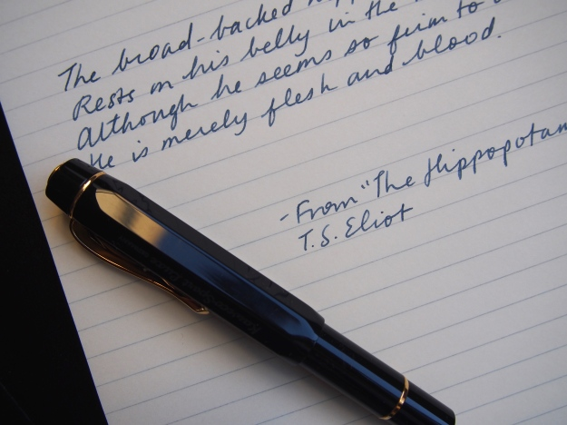 Kaweco Sport Luxe Fountain Pen Wonder Pens Blog Toronto Canada